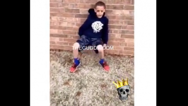 Mother Records Herself Disciplining Her Crying Son For Getting In Trouble At School!