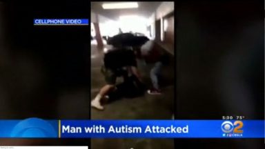 California Man With Autism Gets Jumped By Teens At A Parking Garage!