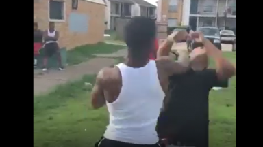Damn: Dude Got Snuffed Out With That Hard Short Jab!