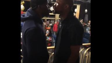 Wrong One: Dude Blows Another Man A Kiss And Gets Soul Slapped!