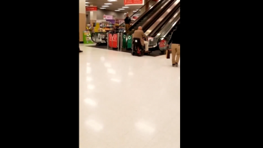 What In All Hell Is Going On At This Target?