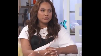 Ayesha Curry Admits To Sending Steph Curry 100's Of Nudes, Worried They May Leak!