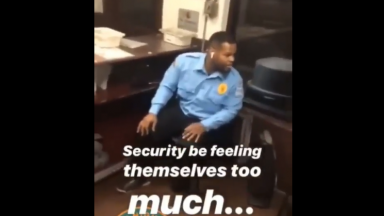 Man gets fired from UPS for going hard on the security. Security wouldn't let him in without an ID!
